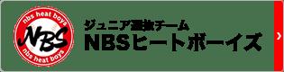 ジュニア選抜チームNBSヒートボーイズ